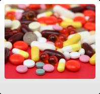 Capsules medicines